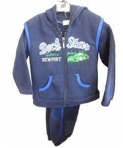 Ensemble jogging newport 3 pcs