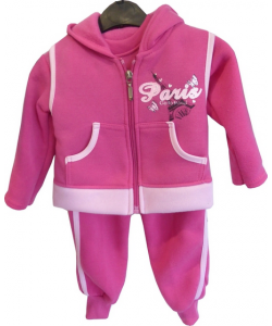 Ensemble jogging paris 3 pcs