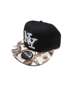 Casquette NY dollars