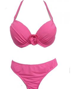 Bikini 3 pièces avec paréo