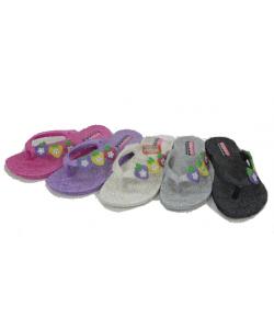 Sandale coeur kids