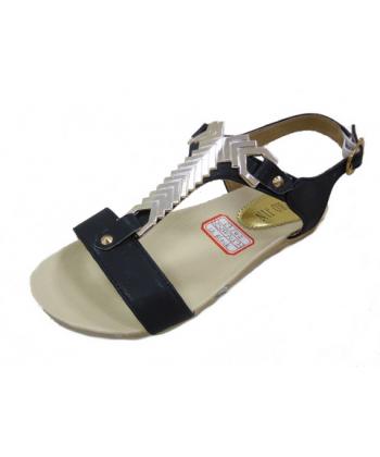 Sandale glam ethnik