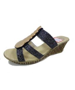 Sandale à talon glam