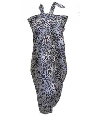 Paréo léopard