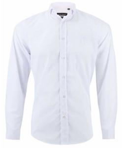 Chemise petit col blanc