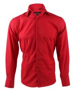 Chemise rouge classic