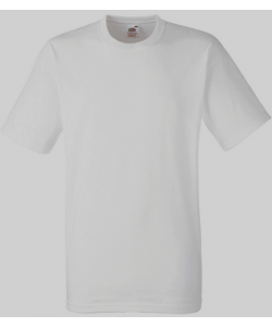 Tshirt homme unie Blanc