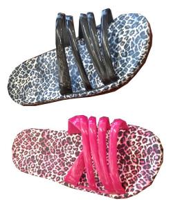 Tong leopard