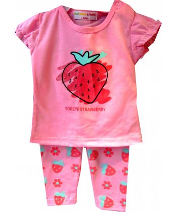 Ensemble strawberry