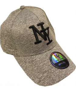 casquette ny chiné