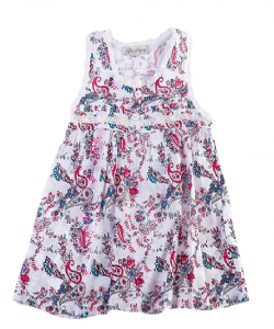 robe plissé fille