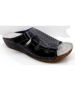 Sandales à troue