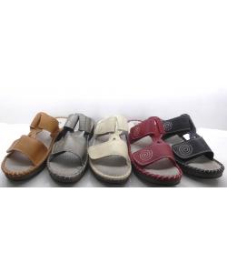 Sandale spartiate cuir