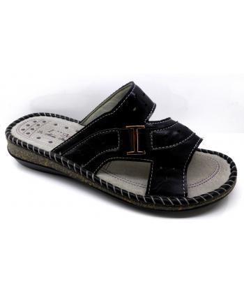 Sandale motif coeur