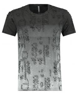 T shirt à troue