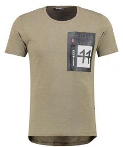 T shirt zip