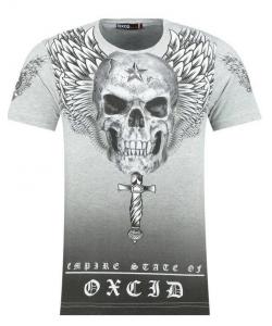 T shirt tête de mort DAVY