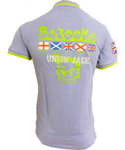Polo H liseré Union Jack