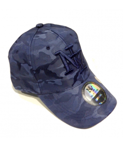 Casquette NY camouflage