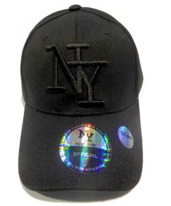Casquette NY noir
