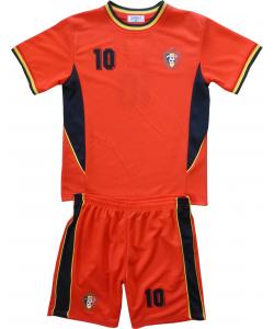 Ensemble de foot Belgique