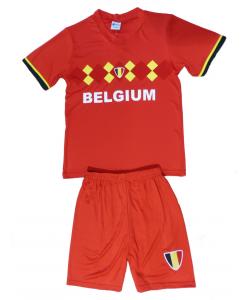 Ensemble foot Belgique