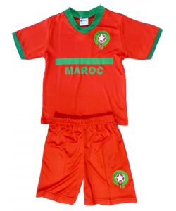 Ensemble de foot Maroc