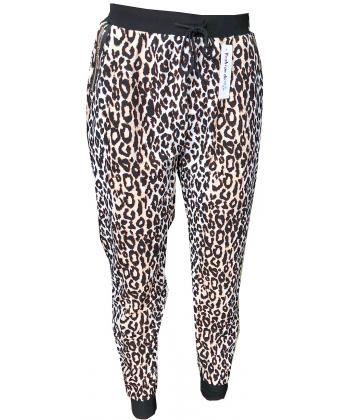 Jogging style léopard
