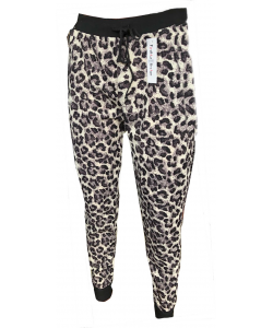 Jogging léopard