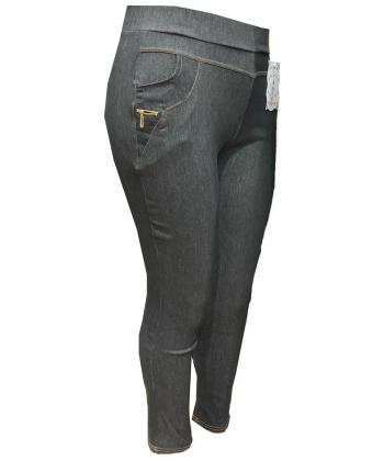 Leggings mini poche zip