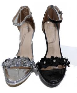 Sandale à talon LAURE