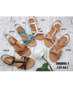 Sandale ouverte tendance
