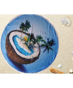 Draps de plage coco