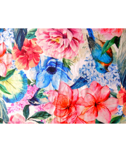 Draps de plage Bouquet