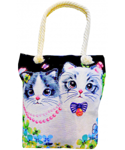 Sac chat fantaisie