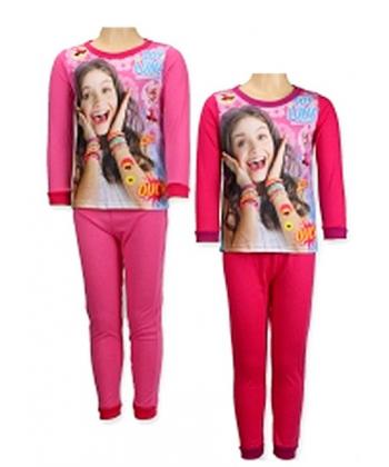 Pyjama fille Soy luna