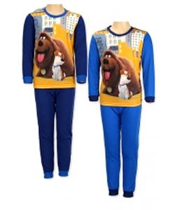Pyjama garcon licence pets