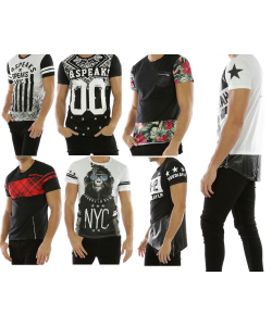 Lot tshirt Fashion H