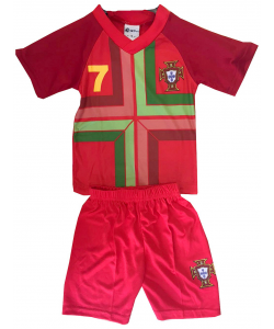 Ensemble foot Portugal