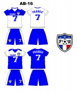Ensemble foot enf France