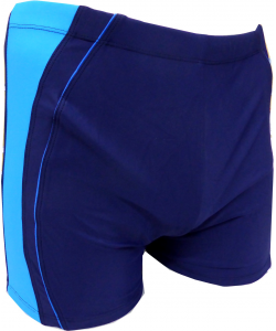 maillot boxer homme bande claire