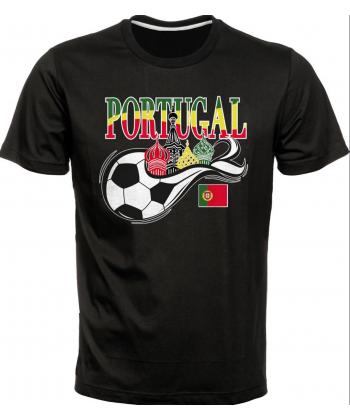 T shirt portugal mondial