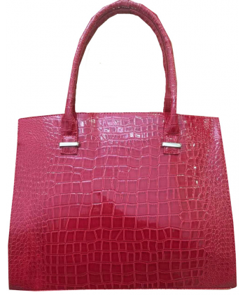 Sac a main chic & croco