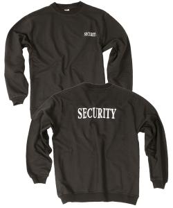 Sweat H floque Securite