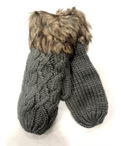 Moufle fourre