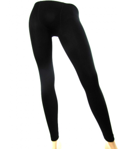 Legging uni polaire