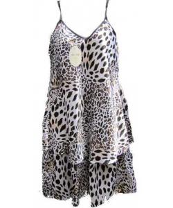 Nuisette + Short léopard
