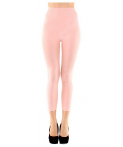 Legging rose dragée
