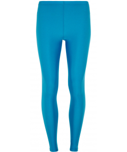 Legging bleu lagon