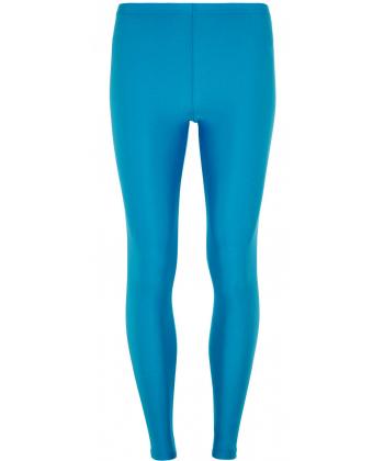 Legging bleu lagon